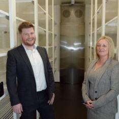 Royalance Medical Storage at BioCity